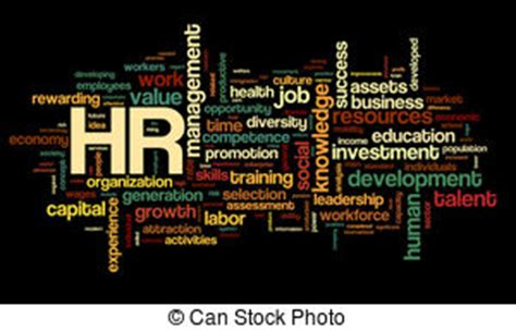 Commonly used hr resume tags